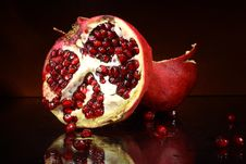 Free Pomegranate Fruit Stock Photo - 6612380