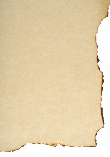 Free Burnt Paper Stock Images - 6612624