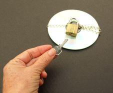 Free Unlocking The Data Royalty Free Stock Image - 6613266