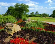 Free Garden Royalty Free Stock Image - 6613776
