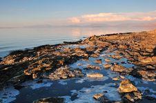 Free Sunset At The Standsbury Island Stock Photo - 6613780