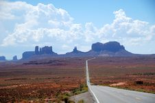 Free Monument Valley Stock Photo - 6616220