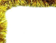 Free Christmas Frame 3 Stock Image - 6616661