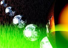 Free Crystal Beads Stock Image - 6617401