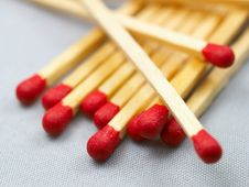 Free MATCH STICKS Stock Photo - 6617630
