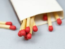 Free MATCH STICKS Stock Images - 6617634