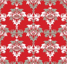 Free Floral Wallpaper Stock Images - 6617774