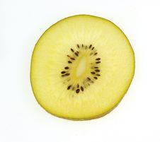 Free Kiwi Slice Stock Photo - 6618000