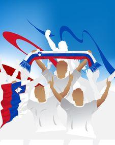 Free Slovenia Crowd Royalty Free Stock Photo - 6618455