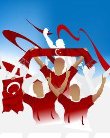 Free Turkish Crowd Stock Photo - 6618680