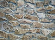 Free Old Stone Wall Textute Stock Image - 6618891