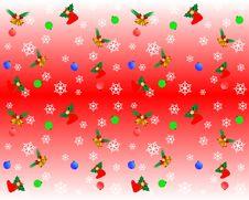 Free Christmas Background Stock Photos - 6619323