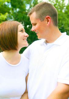 Free Nice Couple Royalty Free Stock Image - 6619886