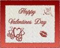 Free Happy Valentines Stock Image - 6621581