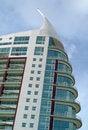 Free Modern Office Building Facade Stock Photo - 6626260