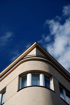 Free Window Blue Sky Royalty Free Stock Photos - 6620038