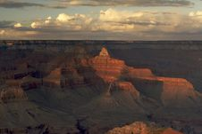Free Grand Canyon At Dusk Royalty Free Stock Photography - 6620297