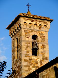 Free Countryside Bell Tower Stock Image - 6621221