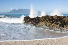 Free Table Mountain Stock Image - 6621261