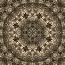 Free Tarnished Silver Mandala Stock Photo - 6621730