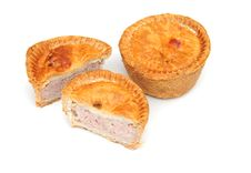 Free Pork Pies Royalty Free Stock Photos - 6621818