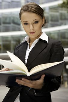 Free Young Businesswoman Stock Photo - 6621900