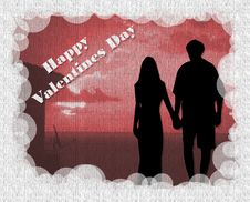 Free Happy Valentines Stock Photo - 6621950