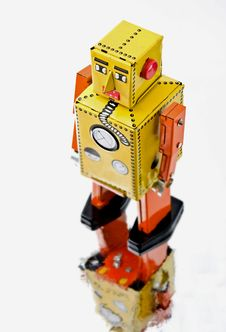 Free Robot Royalty Free Stock Photography - 6622207