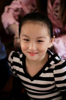 Free Smiling Girl Stock Images - 6622444