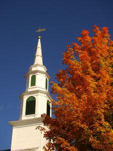 Free New England Royalty Free Stock Image - 6622486