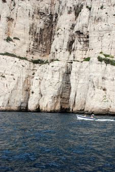 Free Calanques Between Cassis And Marseille Royalty Free Stock Photography - 6622807