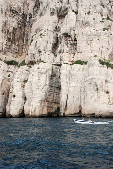 Free Calanques Between Cassis And Marseille Stock Photography - 6622812