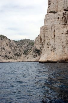 Free Calanques Between Cassis And Marseille Royalty Free Stock Images - 6622819