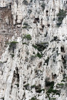 Free Calanques Between Cassis And Marseille Stock Photos - 6622823