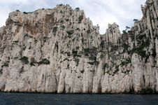 Free Calanques Between Cassis And Marseille Stock Images - 6622824