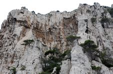Free Calanques Between Cassis And Marseille Royalty Free Stock Photos - 6622828