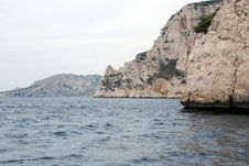 Free Calanques Between Cassis And Marseille Stock Photography - 6622832