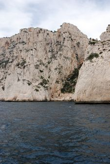Free Calanques Between Cassis And Marseille Stock Photography - 6622892