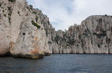 Free Calanques Between Cassis And Marseille Stock Images - 6622894