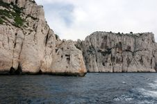Free Calanques Between Cassis And Marseille Royalty Free Stock Images - 6622899