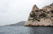 Free Calanques Between Cassis And Marseille Royalty Free Stock Photos - 6622918