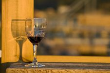 Free Sunsetwine Stock Photography - 6623072