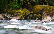 Free Running Creek Stock Images - 6623094