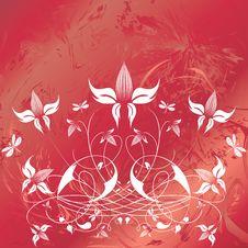 Free Decorative Flowers Royalty Free Stock Photo - 6623405
