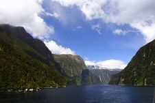 Free Milford Sounds (3) Stock Images - 6623494