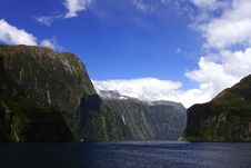 Free Milford Sounds (4) Royalty Free Stock Image - 6623566