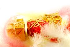Free Gift In Down Stock Images - 6623944