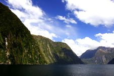 Free Milford Sounds (6) Royalty Free Stock Images - 6623949