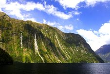Free Milford Sounds (7) Stock Photography - 6623972