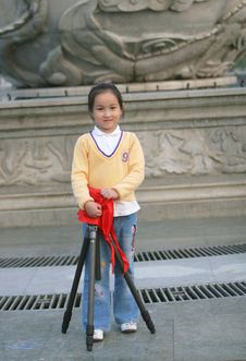 Free Asian   Girl Royalty Free Stock Image - 6624056